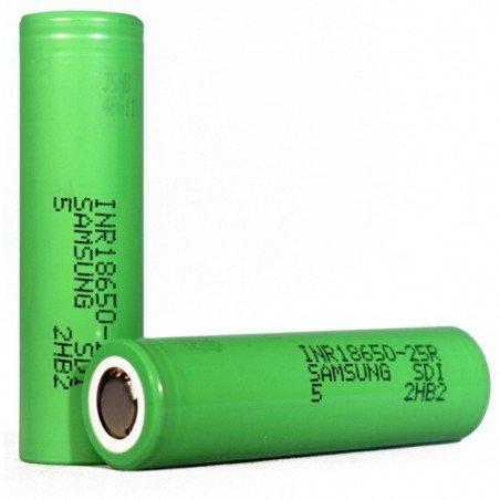 Batería Samsung 25R 18650 2500 mAh 25A