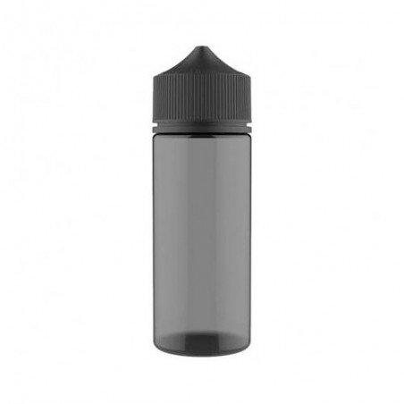 Botella 120ml Negra Oil4Vap