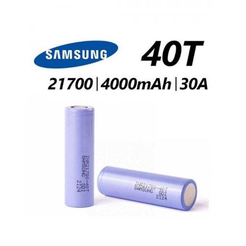 Batería Samsung 21700 40T