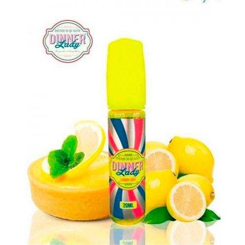 Lemon Tart - Dinner Lady 0 mg 50 ml  60ml