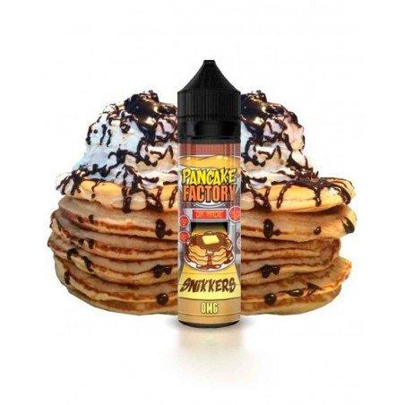 Snikkers - Pancake Factory  0 mg 50 ml