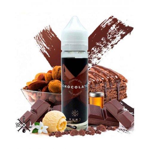 Muerte por Chocolate Xuna Eliquids 0mg 50ml 60ml