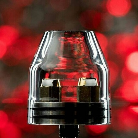 Trinity Glass Bullet Cap For Kennedy 25mm