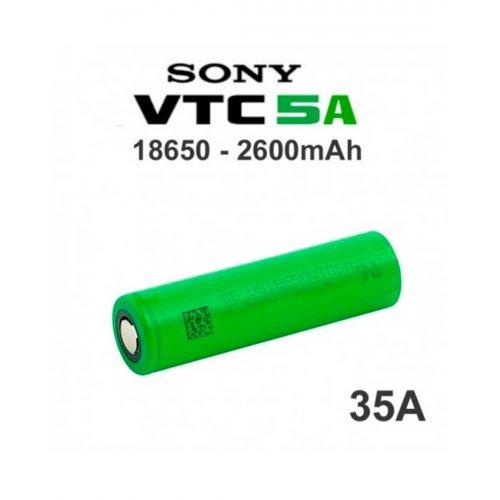 Batería Sony 18650 VTC5A 2600mAh 35A