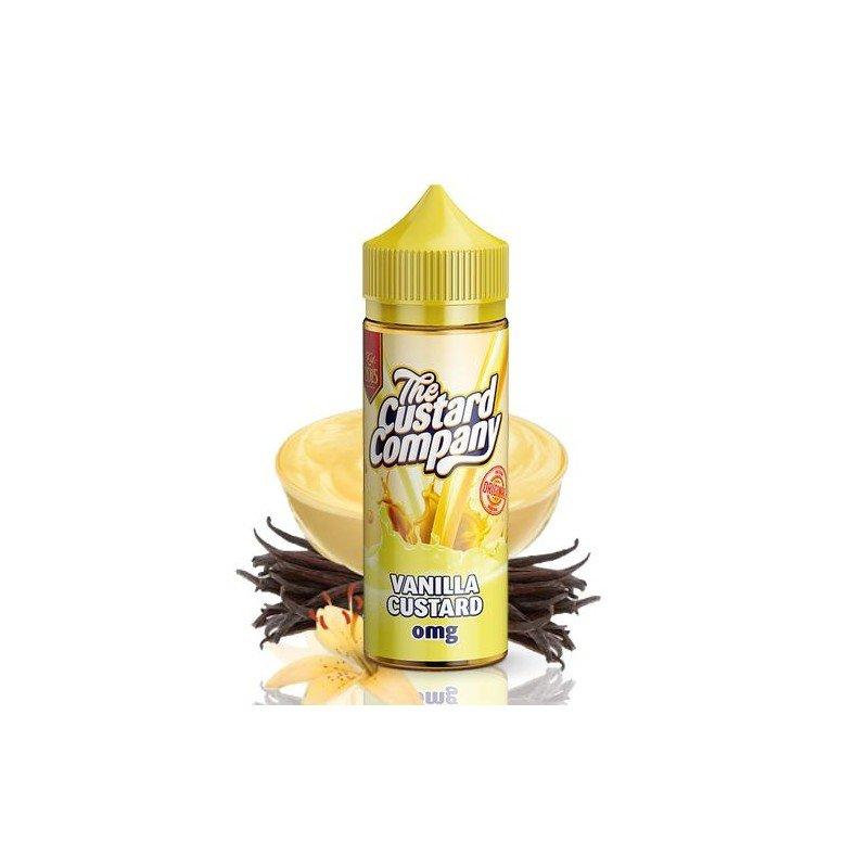 Vanilla Custard The Custard Company 100ml 0mg