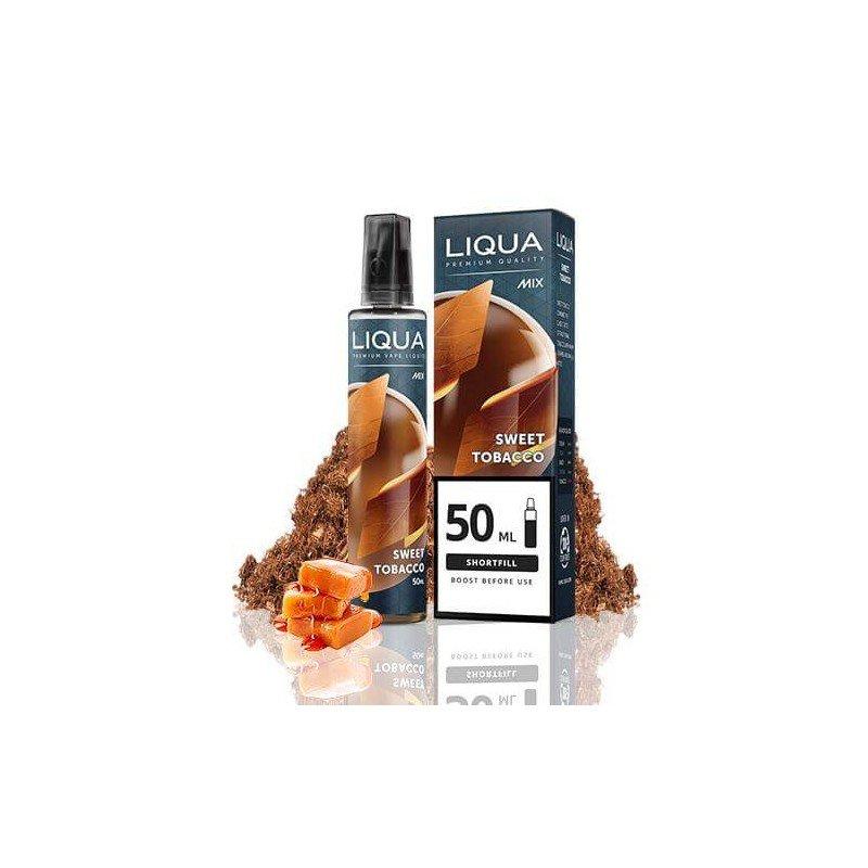 Liqua Sweet Tobacco 0mg 40ml 60ml