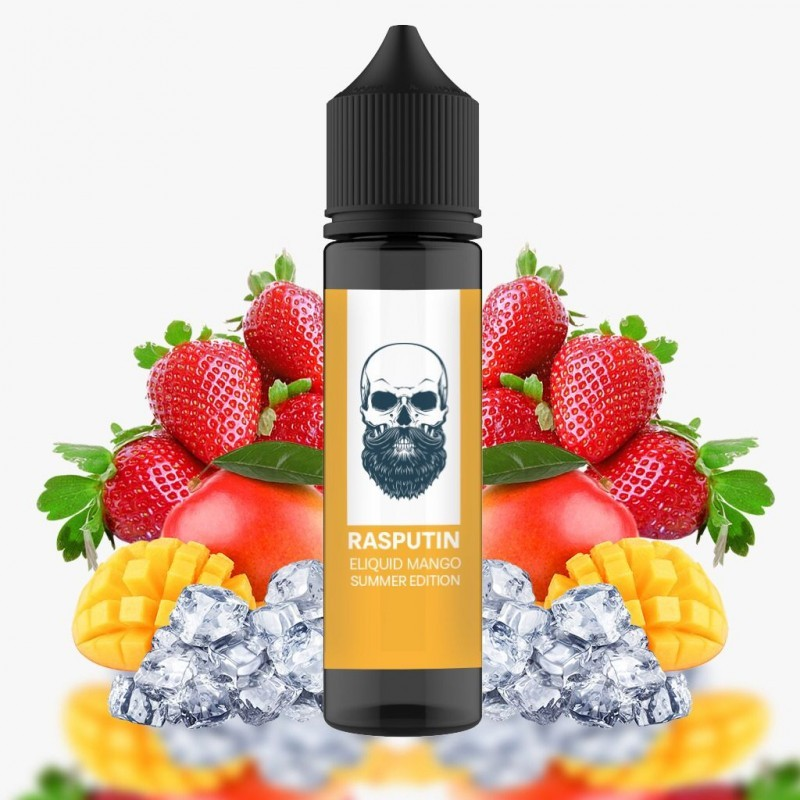 Rasputín Mango Ice Summer Edition Daruma E-Liquids 50ml 0mg