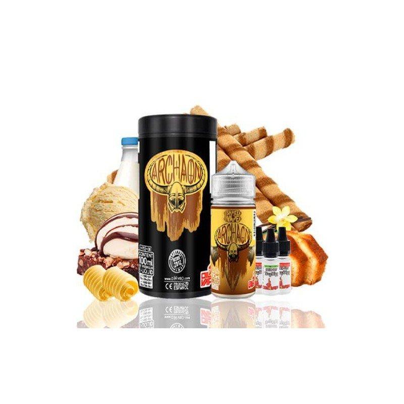 Archaon Pack Oil4Vap 100ml 0mg