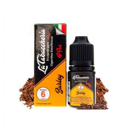 Burley La Tabaccheria E-Liquid 4 Pod 10ml