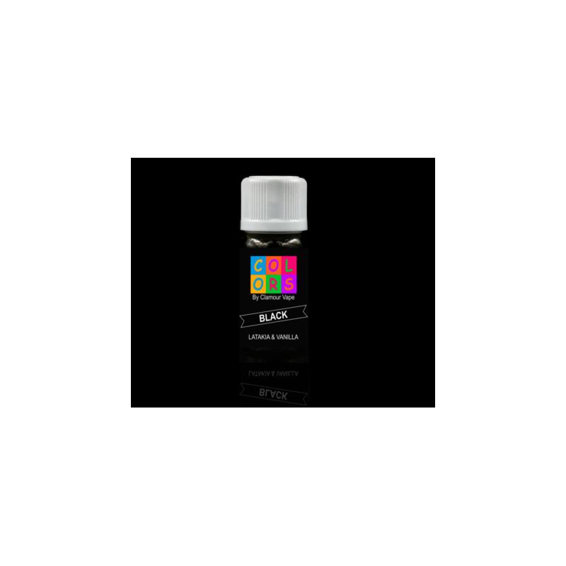 Black Colors - Clamour Vape Aroma Orgánico 10ml