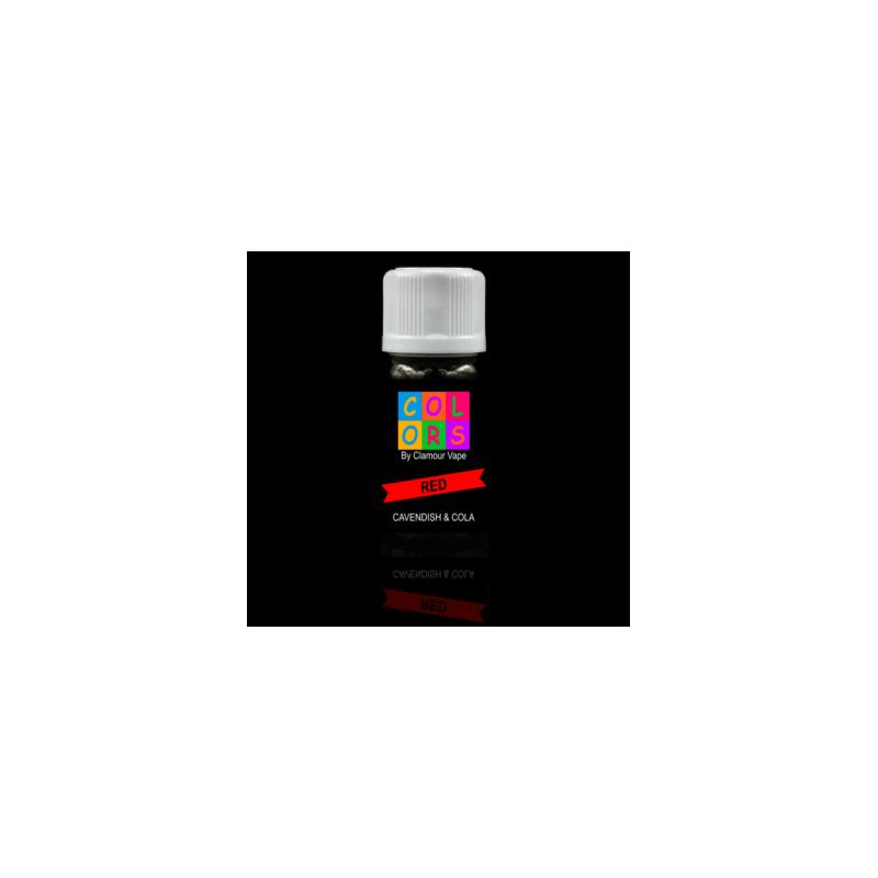 Red Colors - Clamour Vape Aroma Orgánico 10ml