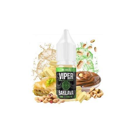 Baklava 10ml - Viper 10ml Sales de nicotina
