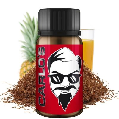 Carlo's Hybrid Aroma Orgánico ADG 10ml
