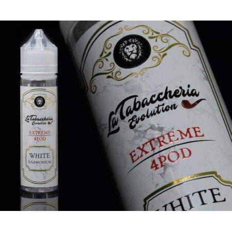 White Harmonium La Tabaccheria Extreme 4 Pod 20ml