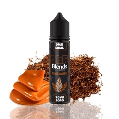 Blends Caramel OHF 50ml 0mg