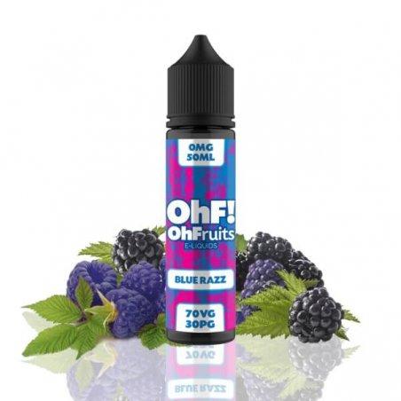 Blue Razz OHF 50ml 0mg