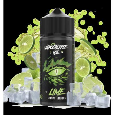 Ice Lime Vapocalypse 100ml 0mg