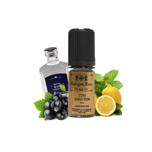 Gins Addiction - Halcyon Haze  Aroma 10 ml