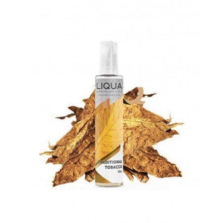 Liqua Traditional Tobacco 0mg 40ml 60ml